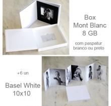 Box Mont Blanc 8 GB + 6 Basel White