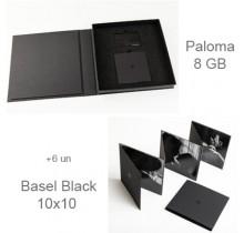 Paloma 8 GB + 6 Basel Black